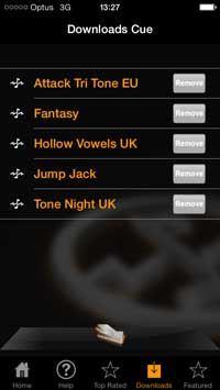 ToneRack Screenshot - Downloads